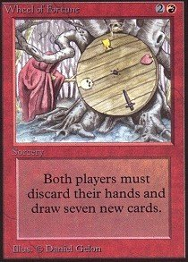 Mtg Collectors Edition (Magic: the Gathering - Wheel of Fortune - Collectors Edition)