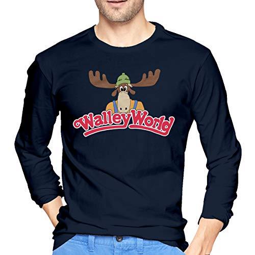 (National Lampoon's Vacation Wally World Men's Fashion Long-Sleeve)