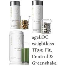 ageLoc TR90 GREENSHAKE 30 day Supply, Weight Loss, Seekgrab.com (GREENSHAKE)