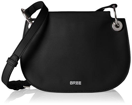 Unbekannt Womens Cordoba 6 Cross-Body Bag Black