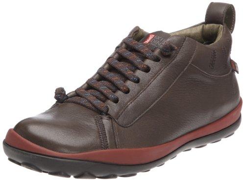 Camper Peu Pista - Botas de cuero Hombre marrón - marrón