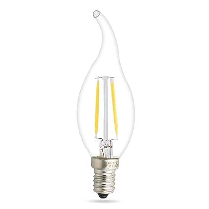 Sauna Filament Ampoule Led Lampe Ampoule E14 2 W De Rechange