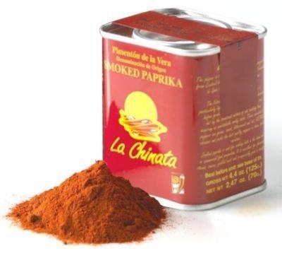 Amazon.com : La Chinata Hot Smoked Paprika : Paprika