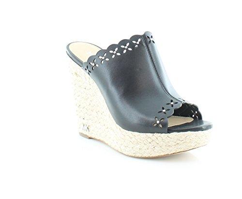 Michael Kors Thalia Mules Women's Sandals & Flip Flops Black Size 6 M