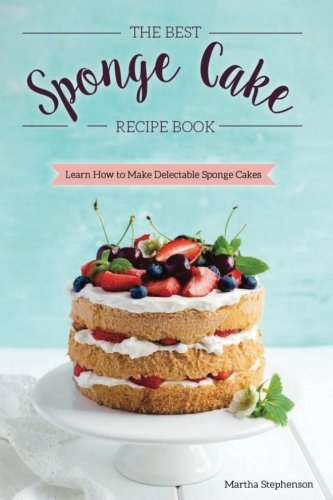 Best Sponge Cake Recipe Book
