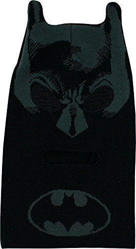 DC Comics Batman Men's Ski Mask Black]()