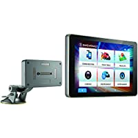 """Rand McNally 528017829 OverDryve 8 Pro 8"""" Truck GPS Tablet with Dash Cam, Bluetooth, SiriusXM Ready & Free Lifetime Maps & Traffic Updates"""