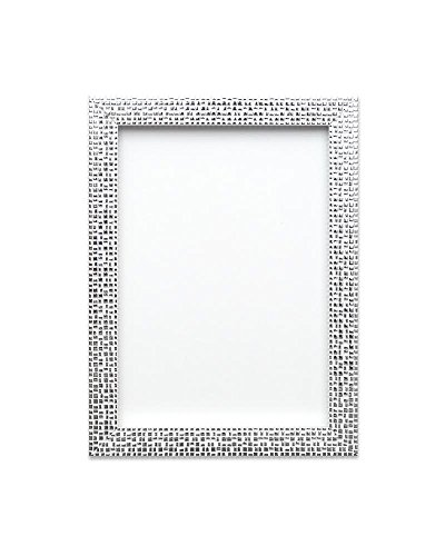 Paintings Frames Flat Bright/Mirror Effect/Pop Star Picture/Photo/Poster Frame with Hang/Stand with Styrene Perspex Sheet Moulding Measures 28Mm Wide & 16Mm 14