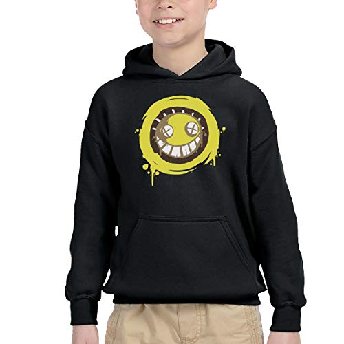 AIDEAR Overwatch Junkrat Boys' Long Sleeve Hoodie Outwear 41