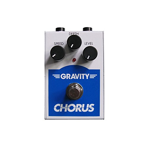 Gravity GCH1 Guitar Chorus Effects Pedal