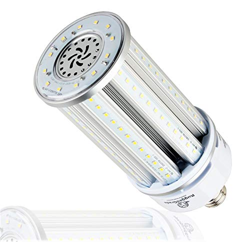 (36 Watt LED Corn Light Bulb - 4,680 Lumens - Aries Series LED Corn Light Bulb - Standard E26 Base - 3000K/ 2700K Warm - Replacement for 100 watt HID/HPS/Metal Halide or CFL - High Efficiency )