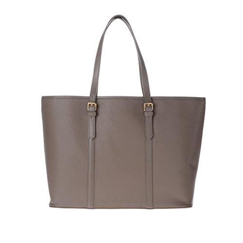 Dudu - Sac porté épaule - Dollaro - Shopping - Taupe - Femme