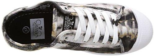 Zapatillas Shibori Black Basic Cerises Mujer Negro Temps 02 Des Le LTC wxRCYqzHv