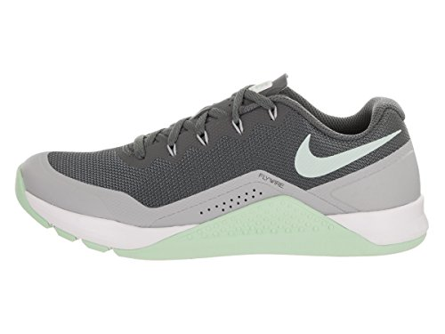 Green 003 EU 38 Repper 4 5 Dark UK Trainers Grey Metcon Nike Shoes Womens US Sneakers 902173 7 Running DSX 4UBHUw