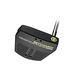 By utilizing features from both the Antidote and iNOVAi, the BB56 is the most intricate and advanced putter in the BB Series lineup. The body is milled from 6061 military grade aluminum and features a special topline weight made of 303 Stainl...