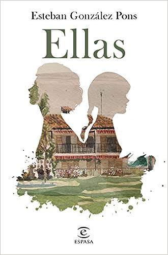 Ellas Amazon Fr Gonzalez Pons Esteban Livres Anglais Et Etrangers