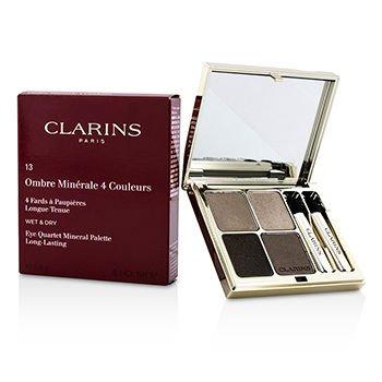 Clarins Eye Quartet Mineral Palette 13 Skin Tones