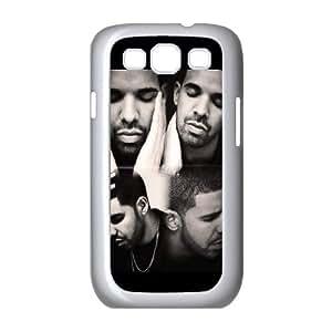 J-LV-F Phone Case Drake Hard Back Case Cover For Samsung Galaxy S3 I9300
