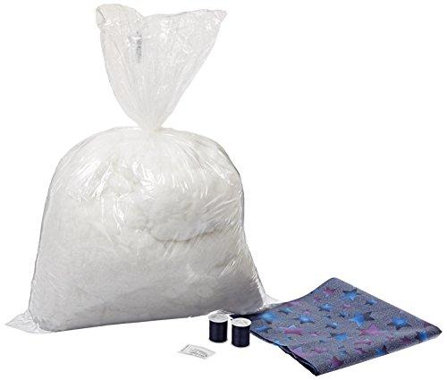 - Haan Crafts Fun Print Pillow Sewing Kit, 14-Inch, Lush Lime