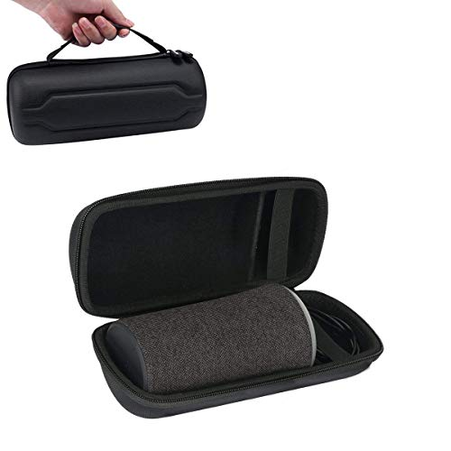 Protective Case for Soundcore Flare Wireless Speaker Anker - MASiKEN 2018 Design Hard Travel Carrying Case for Soundcore Flare Wireless Speaker