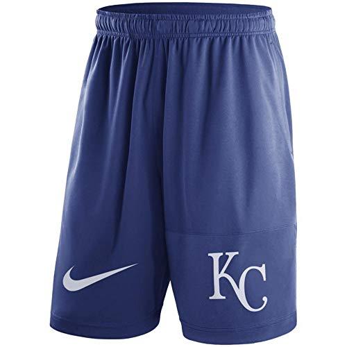 (Kansas City Dry Fly Shorts - Royal (2XL))