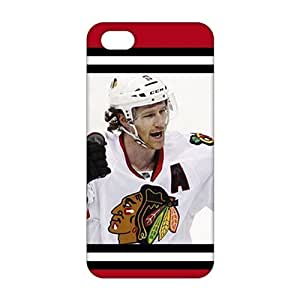 NHL Chicago Blackhawks 3D For Ipod Touch 4 Phone Case Cover
