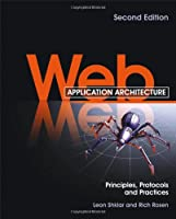 Web Application Architecture, 2nd Edition Front Cover
