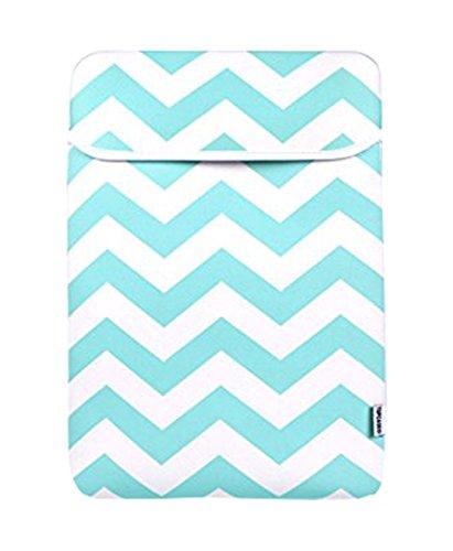 TopCase Chevron Turquoise Macbook 12 Inch