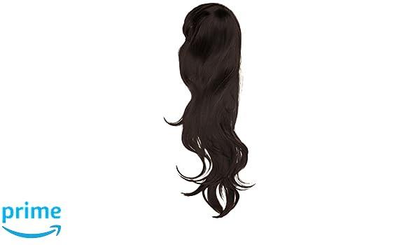 American Dream Kate parte monofilamento, sintético peluca, Espresso: Amazon.es: Belleza