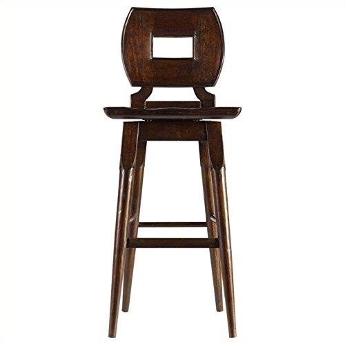 Stanley Furniture 135 11 73 Artisan Wood Bar Stool