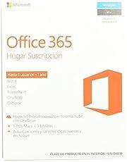 Office 365 Hogar suscripción