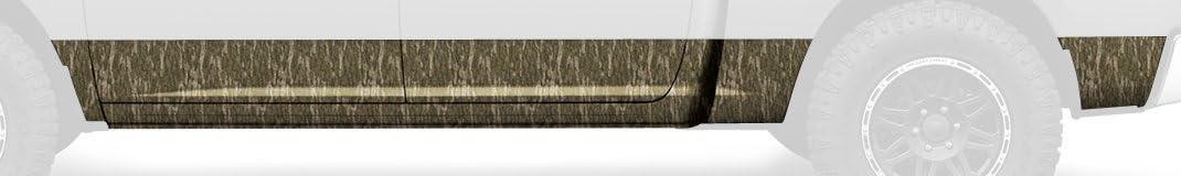 Mossy Oak Graphics Rocker Panel Camouflage Kit