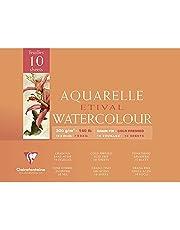 Clairefontaine Aquarelle Spiralli Defter, 420x297 mm