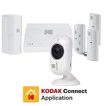 KODAK INITIAL Kit Alarma Hogar con Sensor de Movimientos y ...