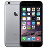 Apple iPhone 6S, 16GB, Space Gray - For AT&T / T-Mobile (Renewed)