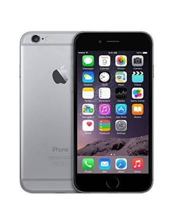 Apple iPhone 6s 16GB GSM Unlocked Smartphone (not for CDMA Carriers), Space...