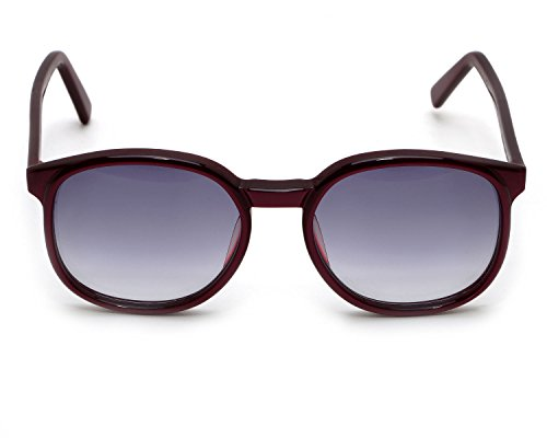 Sir Winston Sunglasses Anglo American 150 Burgundy S013 53-22 Made in - In Sunglasses Made England