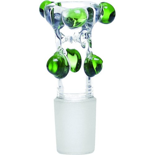 Green Glass Stem - 2
