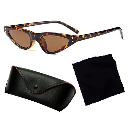 C2 sol Gafas Highdas ojo estilo gato vintage de de Gafas UV400 de Vintage de sol de qqgnvZ