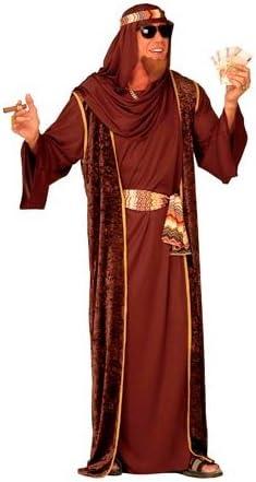Disfraz de Emir Árabe Verde para hombre: Amazon.es: Juguetes y juegos