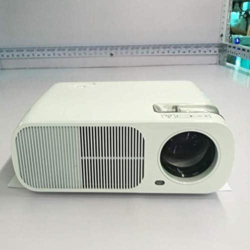 IBISHITAOXUNBAIHUOD Full HD Video Proyectores Hangable proyector ...