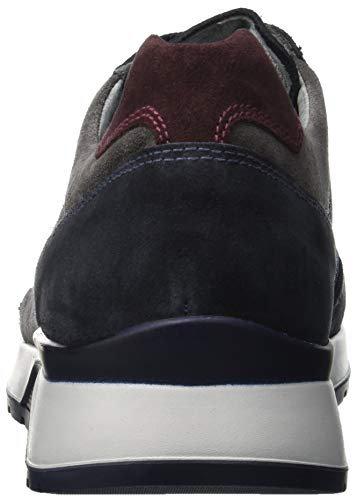 Infilare T 200 Camo Blu Blue Colorado Giardini Wave Nero Sneaker Uomo xO4HSqwH
