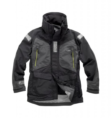 Gill OS22 Offshore Jacket (Graphite, XL)