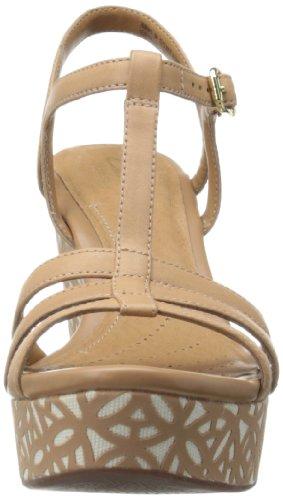 Beige Wedge Clarks Sandal Amelia Damen Avery qqXYv