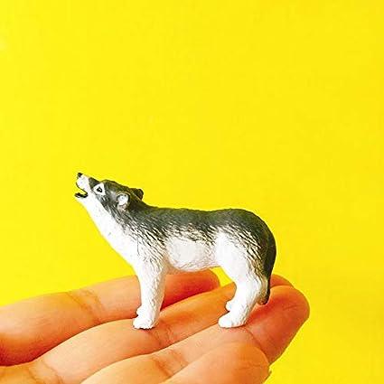 Amazon.com: AFCN: 1 pieza, diseño de zorro, lobo malvado ...
