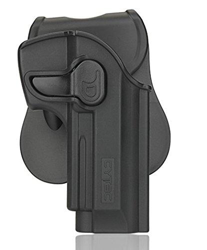 Fondina in polimero per Beretta 92/98/Beretta 92FS/ GSG92/ Girsan Regard  MC/M9 - CYTAC