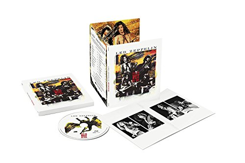 Blu-ray : Led Zeppelin - How The West Was Won (Blu-ray)