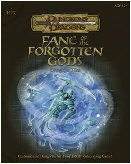 Fane of the Forgotten Gods: Dungeon Tiles (D&D Accessory