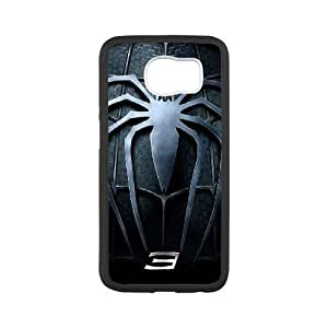 Spider Man 002 Samsung Galaxy S6 Cell Phone Case Black Protective Cover