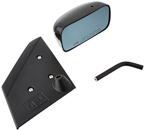 APR Performance CB-483032B Black Carbon Fiber Mirror (Formula 3)